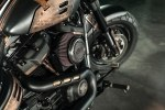 BOTK 2018: кастом Harley-Davidson Fat Max - фото 8