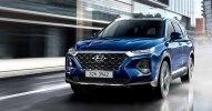 Новый флагман: Hyundai представил кроссовер Santa Fe четвёртого поколения - фото 1