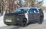 Hyundai вывел на тесты совершенно новый большой внедорожник - фото 10