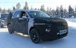 Hyundai вывел на тесты совершенно новый большой внедорожник - фото 3