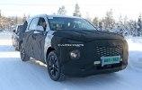 Hyundai вывел на тесты совершенно новый большой внедорожник - фото 4
