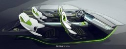 Skoda представила новый компактный кроссовер - фото 4