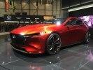 Mazda представила в Женеве дизайн будущих моделей - фото 1