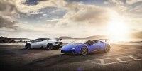 Самый крутой Lamborghini Huracan лишили крыши - фото 2