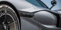 Новый гиперкар Rimac наберет «сотню» быстрее Tesla Roadster - фото 2