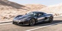 Новый гиперкар Rimac наберет «сотню» быстрее Tesla Roadster - фото 5
