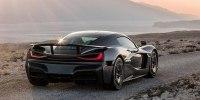 Новый гиперкар Rimac наберет «сотню» быстрее Tesla Roadster - фото 6