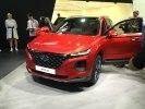«Премиальный» Hyundai Santa Fe представлен на Женевском автосалоне - фото 3