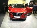 «Премиальный» Hyundai Santa Fe представлен на Женевском автосалоне - фото 4