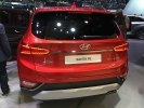 «Премиальный» Hyundai Santa Fe представлен на Женевском автосалоне - фото 6
