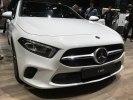 HiTech от Mercedes - новый A-Class представлен в Женеве - фото 10