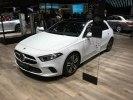 HiTech от Mercedes - новый A-Class представлен в Женеве - фото 3