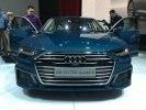 Торжество технологий со строгим дизайном - Audi A6 представлен в Женеве - фото 1