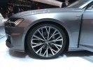 Торжество технологий со строгим дизайном - Audi A6 представлен в Женеве - фото 10