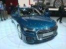 Торжество технологий со строгим дизайном - Audi A6 представлен в Женеве - фото 2