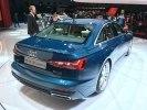 Торжество технологий со строгим дизайном - Audi A6 представлен в Женеве - фото 4