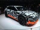 Audi в Женеве проказала прототип полностью электрического кроссовера e-tron - фото 2