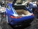 На Женевском автосалоне компания Mercedes-AMG представила «убийцу Panamera» - GT4 - фото 7