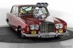 Дрэговый Rolls-Royce с каркасом и креплением для шампанского выставили на продажу - фото 12