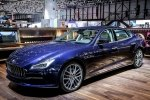 Maserati представил Ghibli, Quattroporte і Levante в специальной серии Nerissimo  на 88-м Женевском автошоу - фото 1