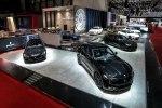 Maserati представил Ghibli, Quattroporte і Levante в специальной серии Nerissimo  на 88-м Женевском автошоу - фото 5