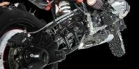 Nagel Motors: кастом BMW R9T Scrambler Husky - фото 1