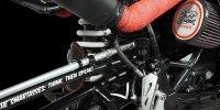 Nagel Motors: кастом BMW R9T Scrambler Husky - фото 12