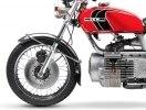DWK W2000 / Hercules W-2000 Rotary - мотоцикл с роторным мотором Ванкеля - фото 3