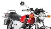 DWK W2000 / Hercules W-2000 Rotary - мотоцикл с роторным мотором Ванкеля - фото 5