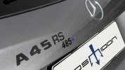 Представлен 550-сильный хэтч Mercedes-AMG A45 by Posaidon - фото 4