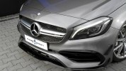 Представлен 550-сильный хэтч Mercedes-AMG A45 by Posaidon - фото 5