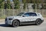 Mercedes-Benz испытал электрокар EQC на дорогах общего пользования - фото 2