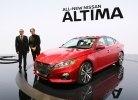 Японская «четырехдверка»: в Нью-Йорке дебютировал новый Nissan Altima - фото 24