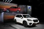Официально: компания Subaru представила новый Forester - фото 56