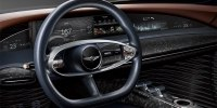 Genesis показал седан будущего - фото 3