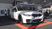 Новый BMW M5 примерил «наряды» M Performance - фото 5