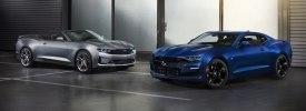 Chevrolet представил обновленный Camaro - фото 6