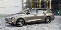 Ford показал новый Focus - фото 5