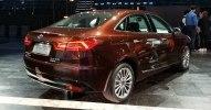 Обновлённый седан Ford Escort дебютировал в Китае - фото 4