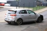 Спортивная версия Hyundai i30 впервые замечена на тестах - фото 9
