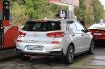Спортивная версия Hyundai i30 впервые замечена на тестах - фото 3