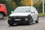 Спортивная версия Hyundai i30 впервые замечена на тестах - фото 4