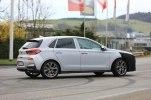 Спортивная версия Hyundai i30 впервые замечена на тестах - фото 7