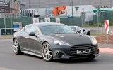 «Заряженный» Aston Martin Rapide AMR тестируют на Нюрбургринге - фото 1