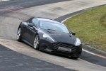 «Заряженный» Aston Martin Rapide AMR тестируют на Нюрбургринге - фото 19