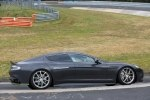 «Заряженный» Aston Martin Rapide AMR тестируют на Нюрбургринге - фото 21