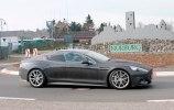 «Заряженный» Aston Martin Rapide AMR тестируют на Нюрбургринге - фото 3