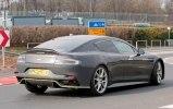 «Заряженный» Aston Martin Rapide AMR тестируют на Нюрбургринге - фото 6