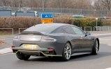 «Заряженный» Aston Martin Rapide AMR тестируют на Нюрбургринге - фото 7