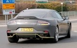 «Заряженный» Aston Martin Rapide AMR тестируют на Нюрбургринге - фото 8